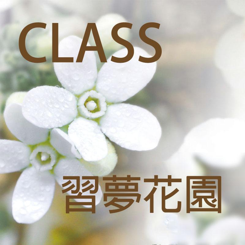 CLASS習夢花園